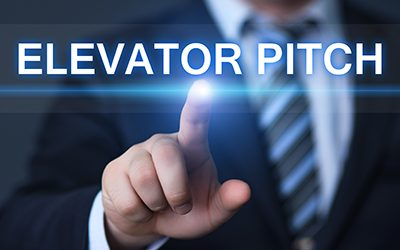 How to Elevate Your Elevator Pitches