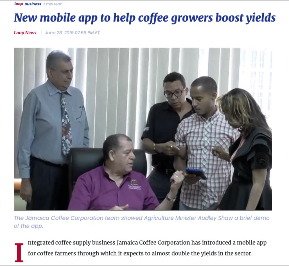 JCC Mobile App Launch